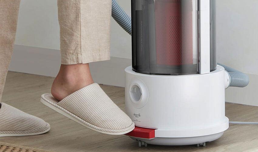 Deerma Vacuum Cleaner TJ200 (Wet and Dry)