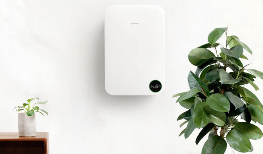 SmartMi Fresh Air System Wall Mounted