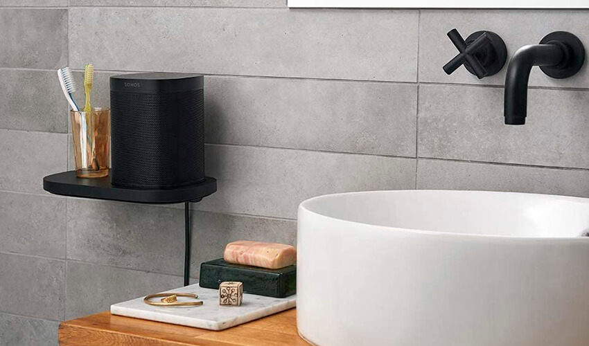 Полка Sonos Shelf для моделей One_One SL Black (S1SHFWW1BLK)Полка Sonos Shelf для моделей One_One SL Black (S1SHFWW1BLK)