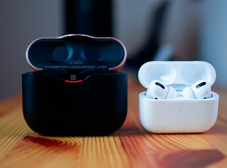 Apple AirPods Pro / Sony WF-1000XM3