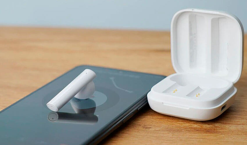 HAYLOU GT6 TWS Bluetooth Earbuds Black -3