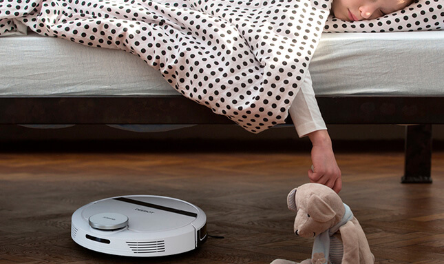 Ecovacs deebot dm81 and accessories