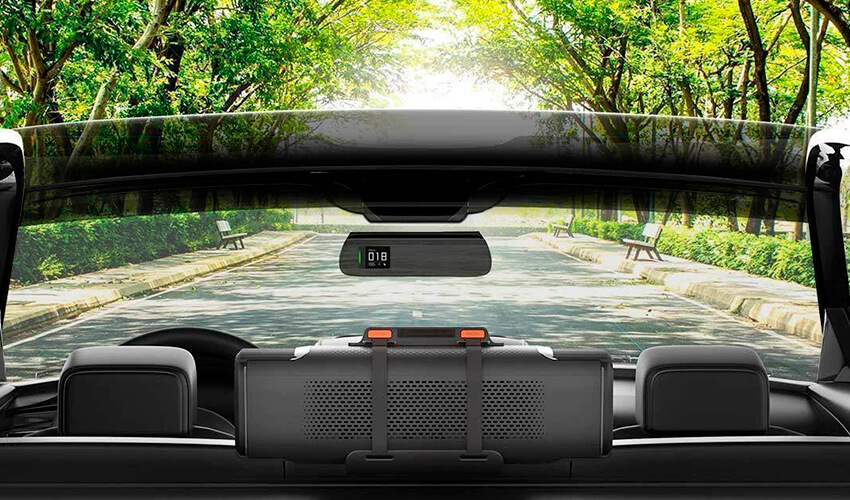 Xiaomi Roidmi Car Air Purifier P8