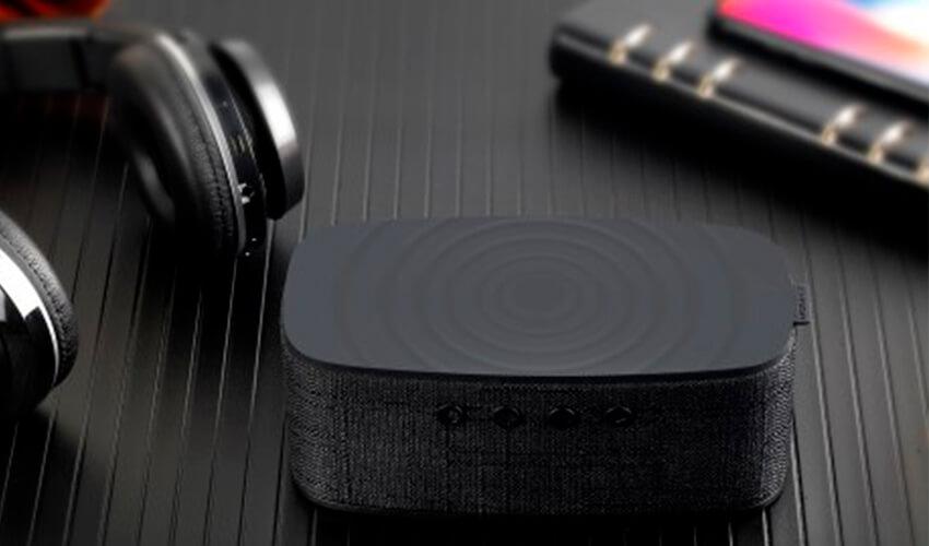 Акустика MOMAX Q.ZONIC Wireless Charging Bluetooth Speaker
