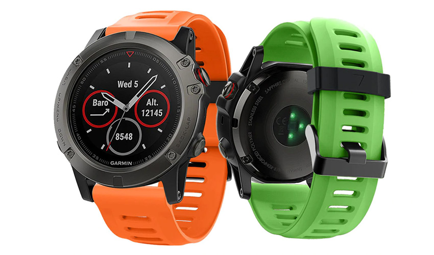 GARMIN Universal 26 Smooth Silicone Band