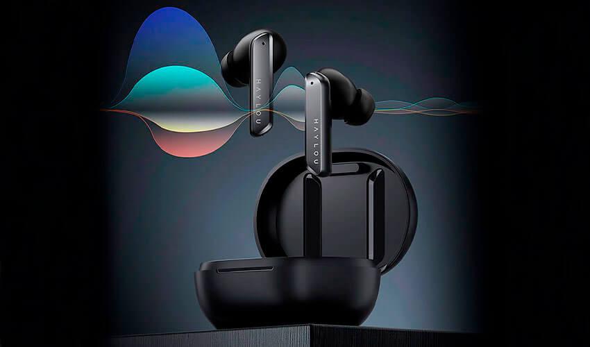 HAYLOU X1 TWS Earbuds Black -7