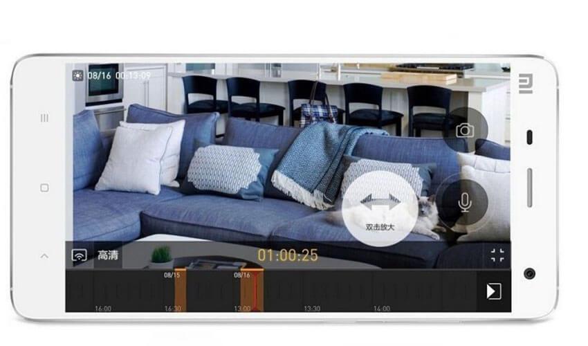 Yi Home Сamera 3 1080P White (YYS2518)