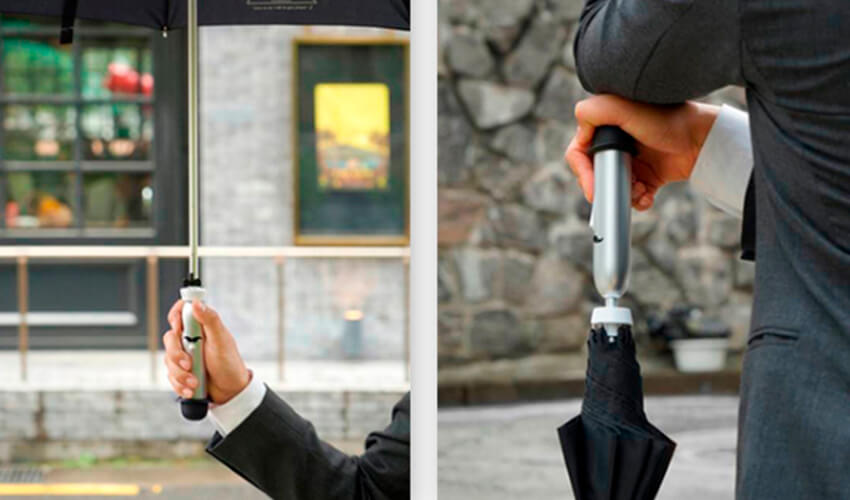 Opus One Smart Umbrella