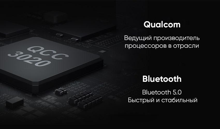 HAYLOU GT1 Plus TWS Bluetooth Earbuds Black