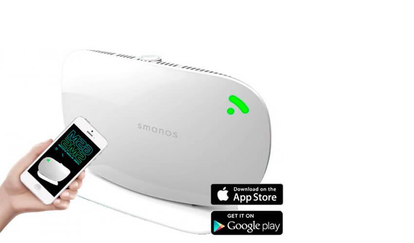 SMANOS GSM/SMS Alarm System