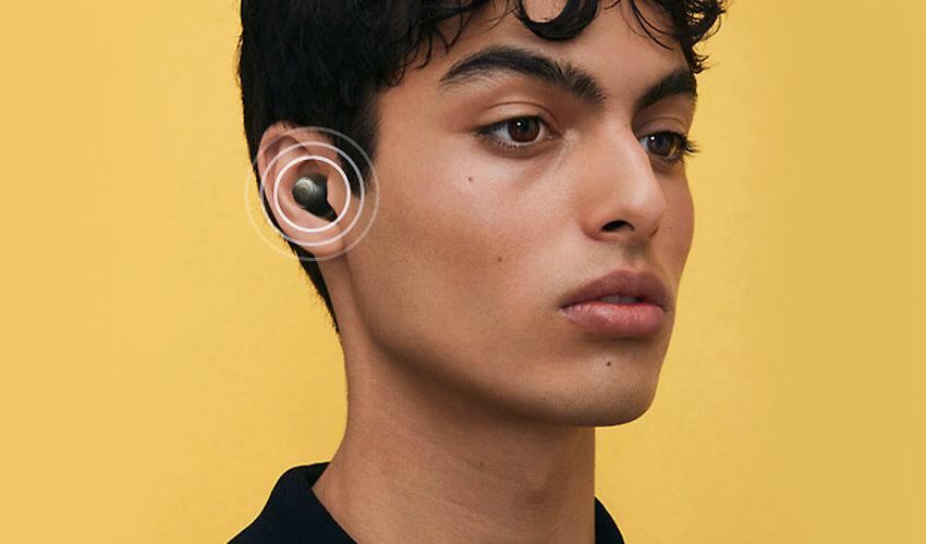 XIAOMI Haylou GT2 TWS Bluetooth Earbuds Black