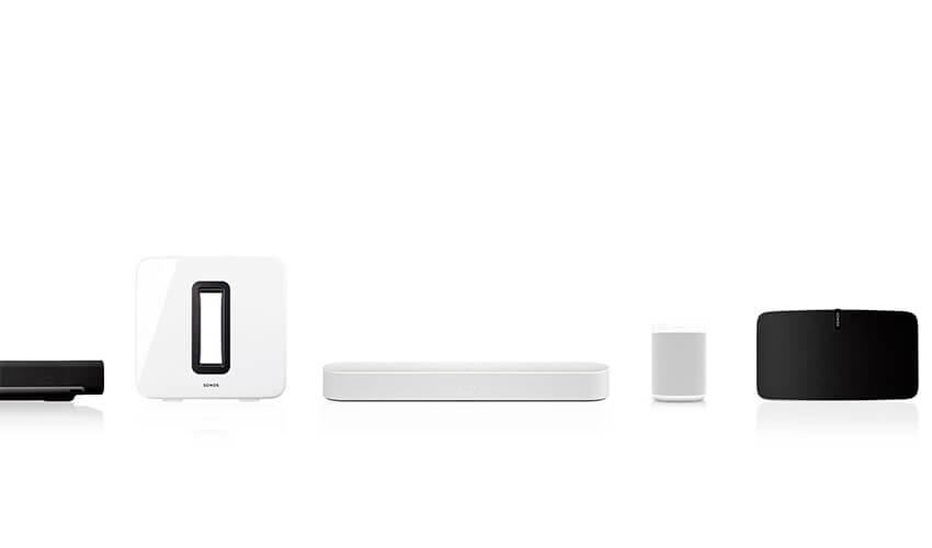 Sonos Beam (BEAM1EU1)