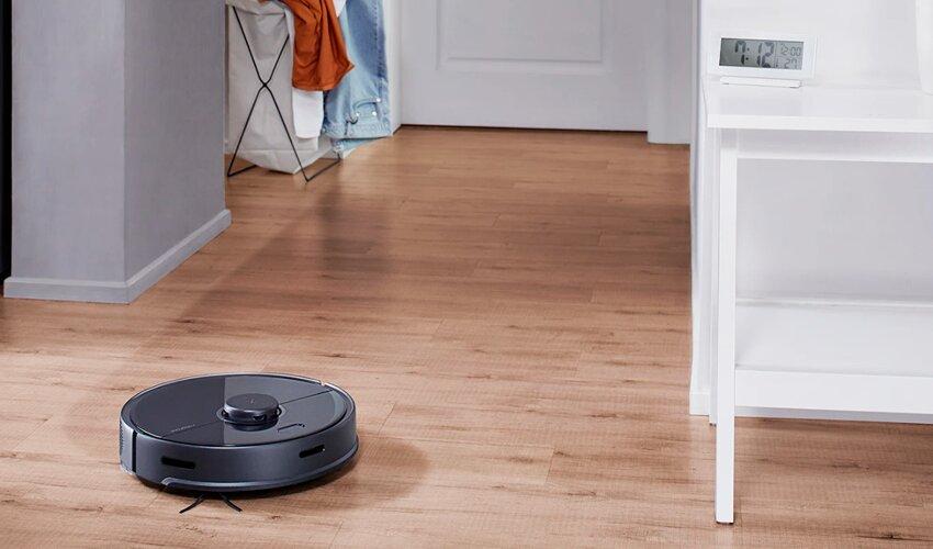 RoboRock S5 MAX Sweep One Vacuum Cleaner White