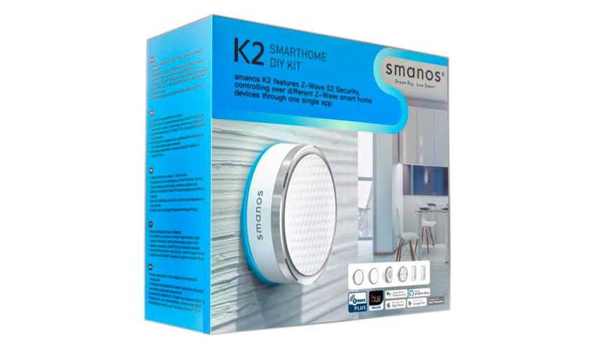 Smanos K2 Smarthome DIY KIT