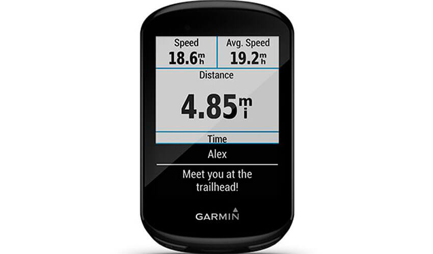 GARMIN Edge 830 Mountain Bike Bundle -23