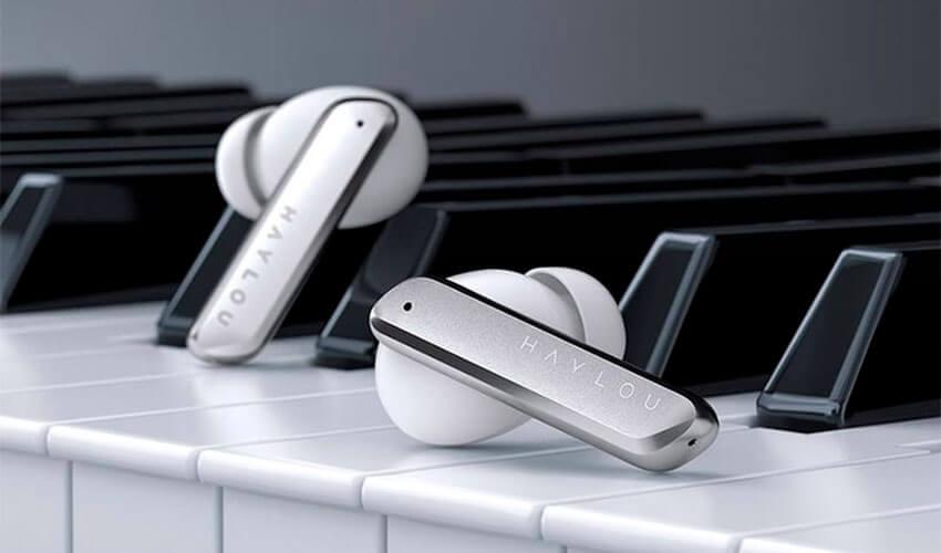 HAYLOU W1 TWS Earbuds White -9