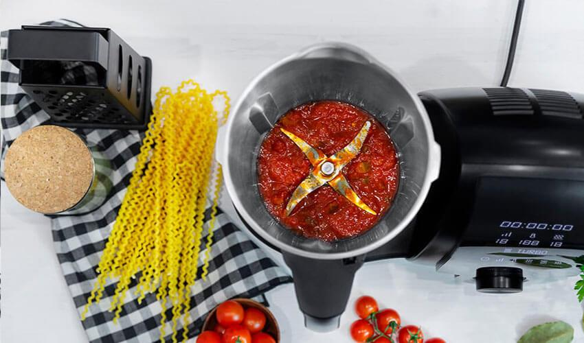 Кухонная машина-робот многофункциональная CECOTEC Mambo 9090