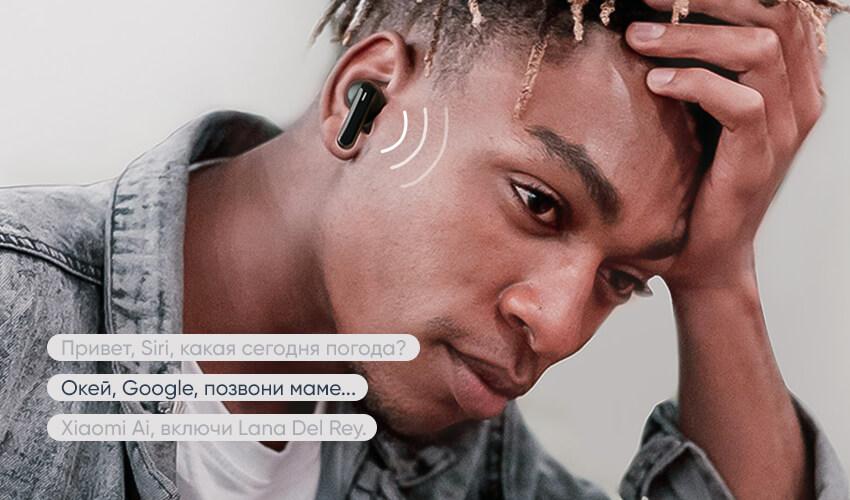 Наушники XIAOMI Haylou GT3 TWS Bluetooth Earbuds Black