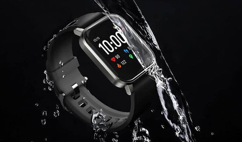 XIAOMI Haylou Smart Watch 2 Black