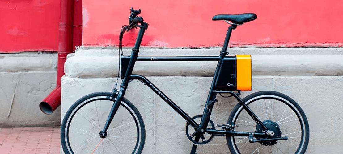 Универсальный электрический велосипед с задним приводом
