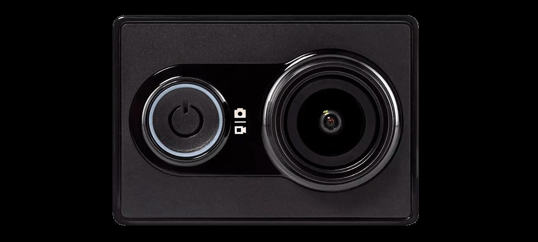 YI Action Camera Black Kit