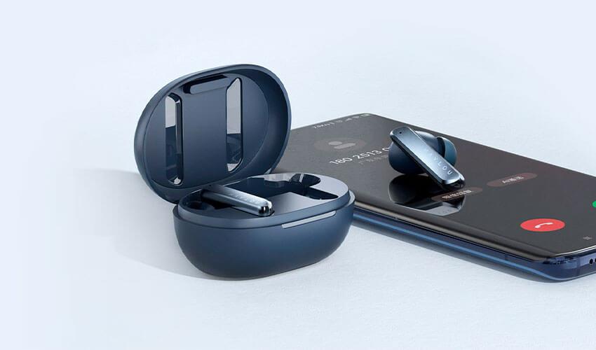 HAYLOU W1 TWS Earbuds Blue -6