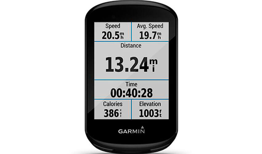 GARMIN Edge 830 Mountain Bike Bundle -24
