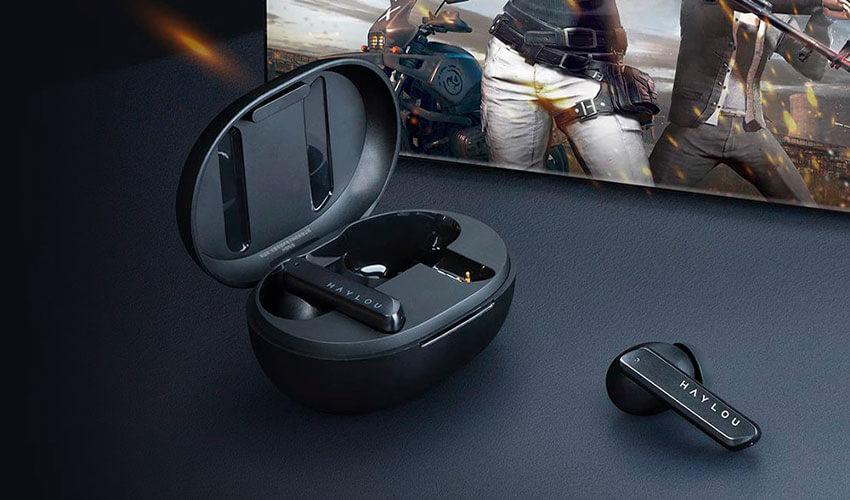 HAYLOU X1 TWS Earbuds Black -9