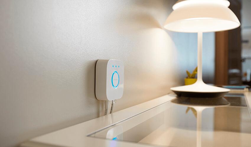 Контроллер для управления светом Philips HUE Bridge AppleHomeKit EU