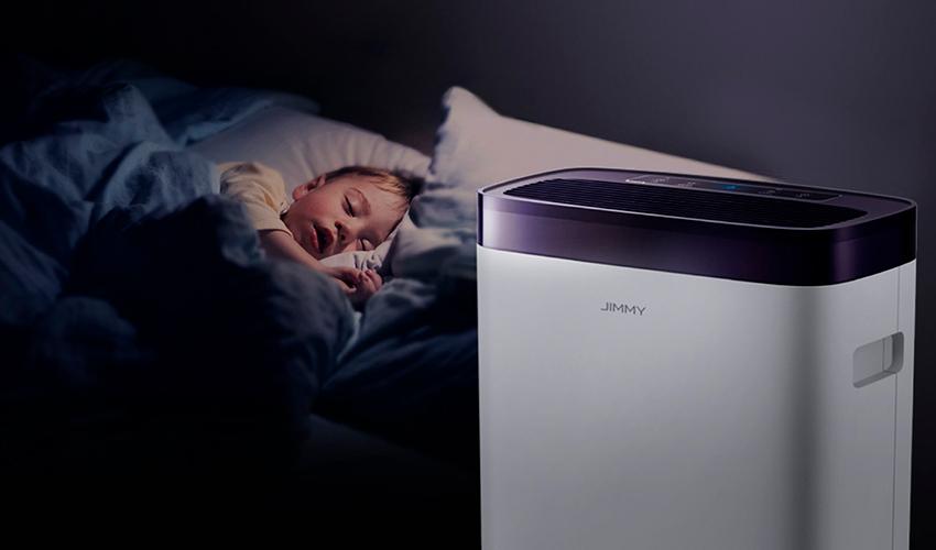 Очиститель воздуха JIMMY Air Purifier (AP36)