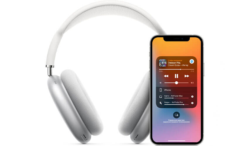APPLE AirPods Max Space Gray (MGYH3) -9