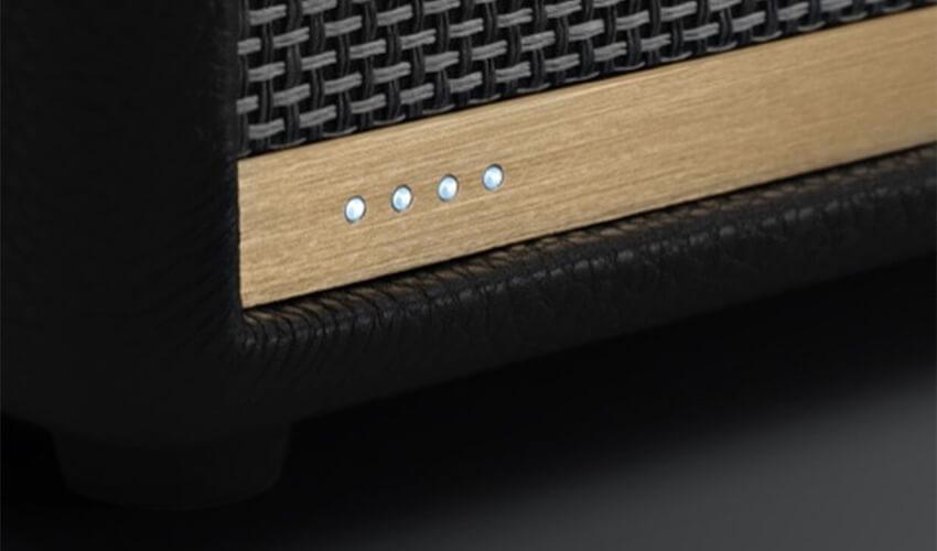 MARSHALL Louder Speaker Stanmore II Bluetooth Google Black (1581196)