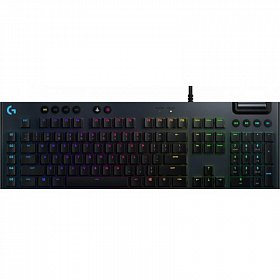 Клавиатура Logitech G815 Gaming Mechanical GL Tactile RGB USB (920-008991)