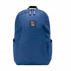 Рюкзак Xiaomi 90 Points Campus Fashion Casual Backpack Blue