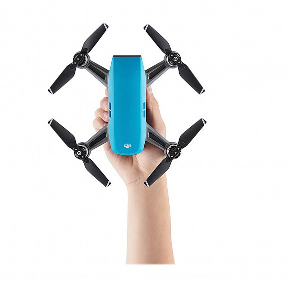 Квадрокоптер DJI Spark Fly More Combo Sky Blue