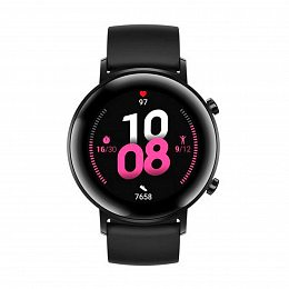 Смарт-часы HUAWEI Watch GT 2 42mm Sport (Diana B19s) Matte Black