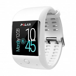 Спортивные часы Polar M600 + GPS for Android/iOS White (90062397)