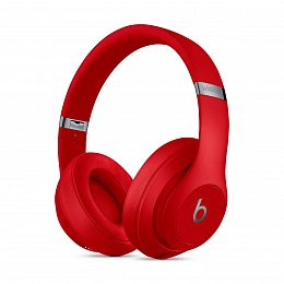 Наушники BEATS Studio3 Wireless Over-Ear Headphones Red (MQD02)