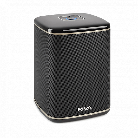 Мультирум акустика RIVA Arena Compact Multi-Room+ Wireless Speaker Black (RWA01B-UN)