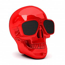 Акустика Jarre Technologies AeroSkull XS+ Glossy Red (ML80075)