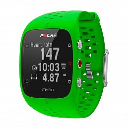 Спортивные часы POLAR M430 GPS for Android/iOS Green (90070085)