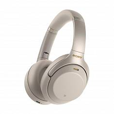 Наушники SONY WH-1000XM3 Silver (WH1000XM3/S)