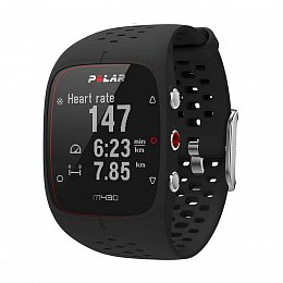 Спортивные часы POLAR M430 GPS for Android/iOS Black (90066337)