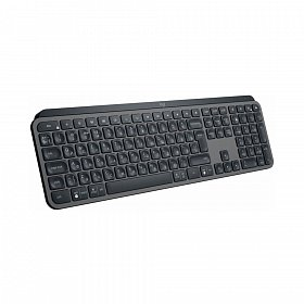 Клавиатура Logitech MX Keys Wireless Illuminated Black (920-009417)