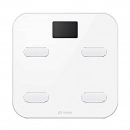 Весы YUNMAI Color Smart Scale White (M1302-WH)