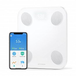 Весы YUNMAI Balance Smart Scale White (M1690-WH)