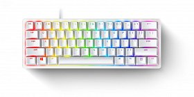 Клавиатура Razer Huntsman Mini Mercury Purple Switch (RZ03-03390300-R3M1)