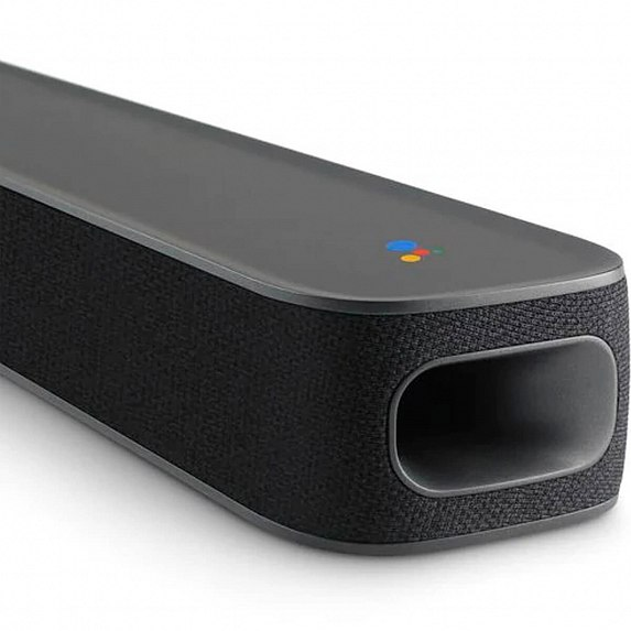 Саундбар с голосовым управлением JBL Link Bar with Android TV and Google Assistant (JBLLINKBARGRYEU)