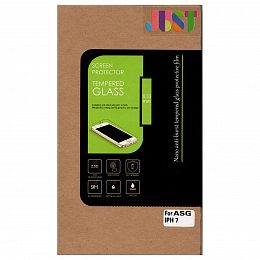 Защитное стекло JUST Diamond Glass Protector 0.3mm (Kraft) for iPhone 6/7/8 (JST-DMDGP-IP7)