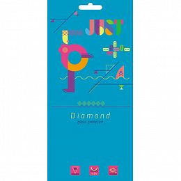 Защитное стекло JUST Diamond Glass Protector 0.3mm for iPhone 6 Plus (JST-DMDGP-IP6PL)